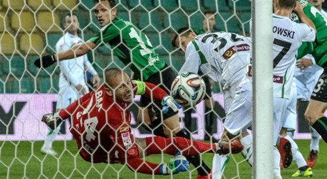 Ekstraklasa: Górnik Łęczna - Lechia Gdańsk. Sprawiedliwy remis