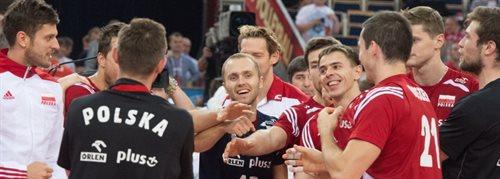 MŚ siatkarzy: Polska - Rosja 3:2. Polacy w półfinale mistrzostw