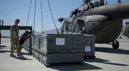 Polscy żołnierze wyjeżdżają z Afganistanu