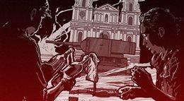 Grodno: pokaz filmu o obronie miasta przed Sowietami