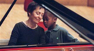 Chopin i jego Europa: Maria Joo Pires i jej protegowany