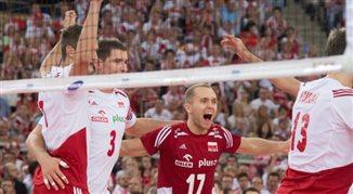 Sportowy czwartek w Jedynce - siatkarze z Rosją, Legia w Lidze Europy