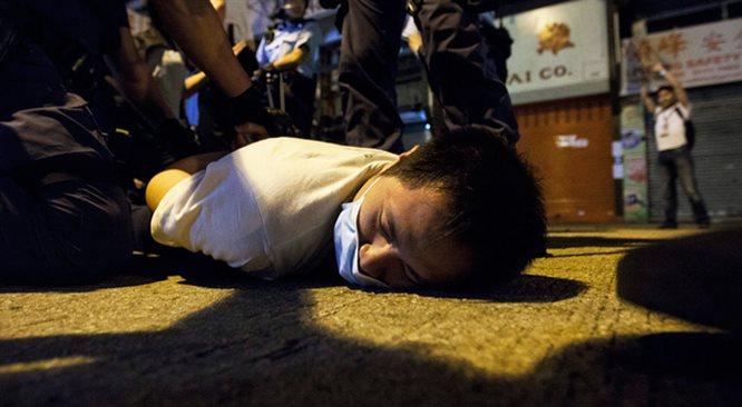 Niepokoje w Hongkongu