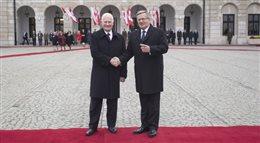 Gubernator Kanady odwiedził Polskę