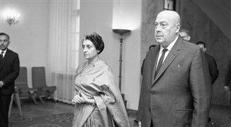 Indira Ghandi - zginęła z rąk najbliższych