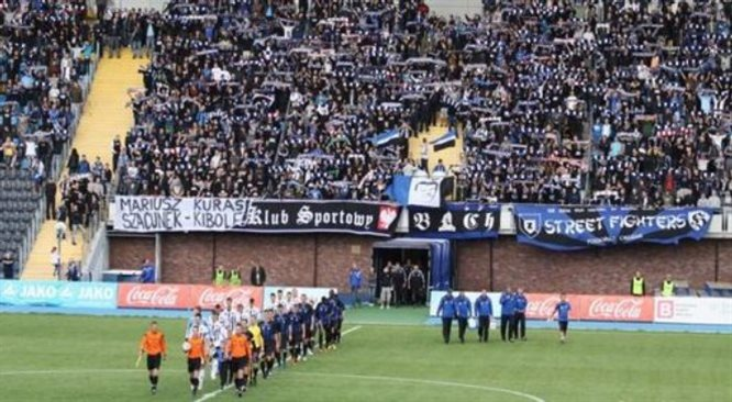 Ekstraklasa: Zawisza Bydgoszcz - GKS Bełchatów  [NA ŻYWO]