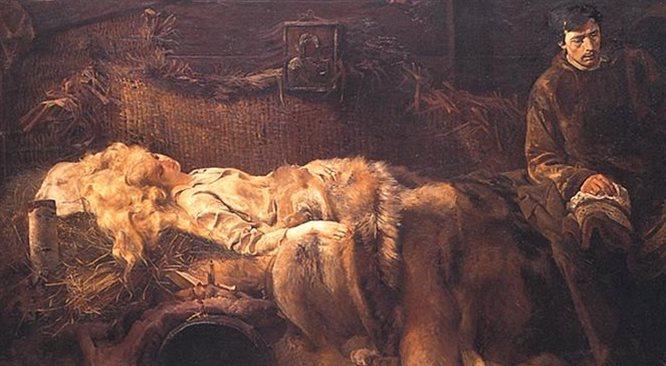 Postaci z obrazów Malczewskiego nie bały się śmierci