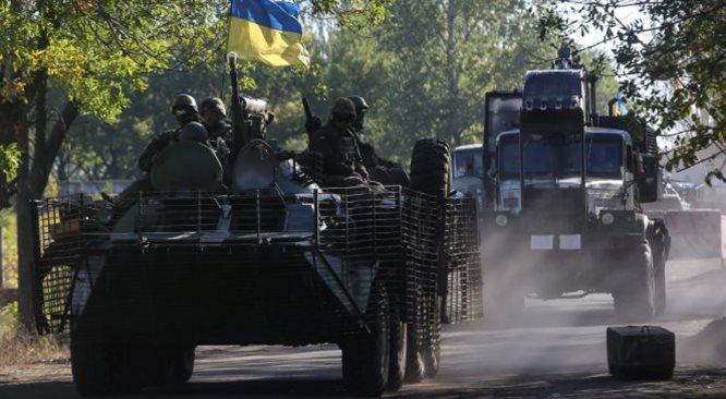 Kijów: strefa buforowa w Donbasie powinna powstawać już w sobotę