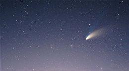 Polscy miłośnicy astronomii odkryli nową kometę w Układzie Słonecznym
