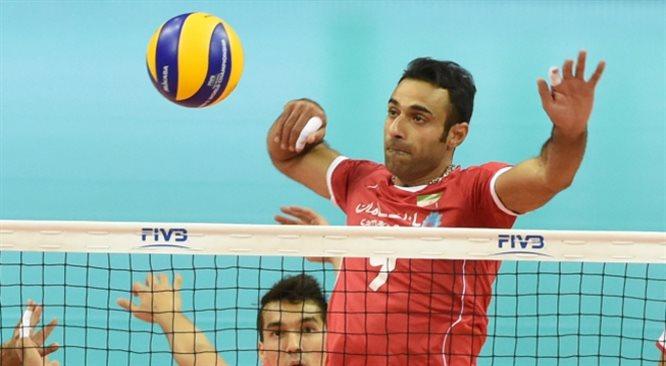 MŚ siatkarzy: kolejna wygrana Iranu [DZIEŃ NA ŻYWO]