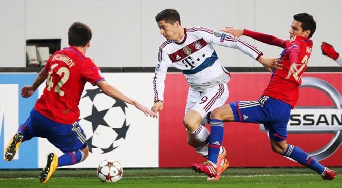 Liga Mistrzów: Bayern rozpoczął wtorkowe emocje, Lewy nie trafił do siatki [NA ŻYWO]