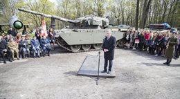 Spotkanie Prezydenta RP z kombatantami w Muzeum Wojska Polskiego