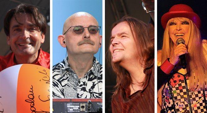 Finałowy weekend trasy - dziś grają Kombi Łosowski, Wilki i Maryla Rodowicz [oglądaj na żywo]