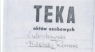 Dokumenty z Polskiego Radia