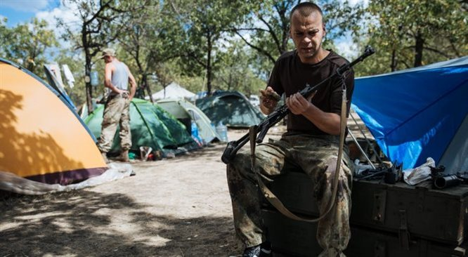 680 żołnierzy Ukrainy w niewoli u separatystów. To katastrofa