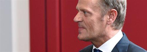 Donald Tusk szefem Rady Europejskiej. Jestem głęboko poruszony
