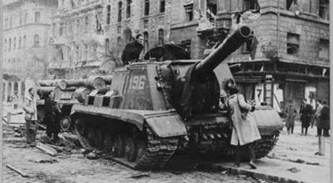 Powstanie na Węgrzech krwawo stłumione