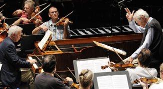 Orkiestra XVIII Wieku żegna Fransa Brggena