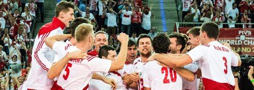 MŚ siatkarzy: Polska - Brazylia. Biało-czerwoni pokonali mistrzów świata