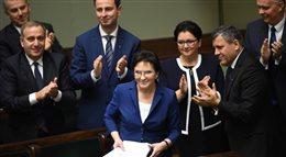Expos premier Kopacz: bardziej socjalne niż gospodarcze