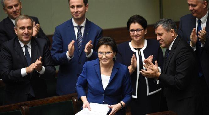 Expos premier Ewy Kopacz: bardziej socjalne niż gospodarcze