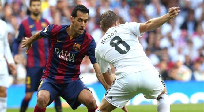 Primera Division: Real Madryt - FC Barcelona. Ronaldo trafia, Real wyrównuje [NA ŻYWO]