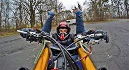 Mistrz świata we freestyleu motocyklowym: Polacy są świetni w tej dyscyplinie
