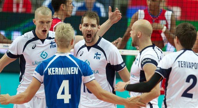 MŚ siatkarzy: kolejna niespodzianka, Kuba przegrała z Finlandią [3. DZIEŃ MISTRZOSTW]