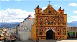 Różnokolorowa i wielosmakowa Gwatemala