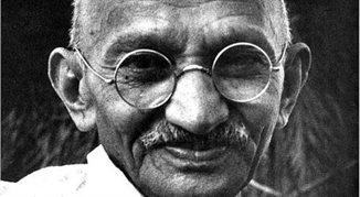 Mahatma Gandhi: za łagodny dla ekstremistów