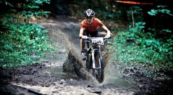 Maja Włoszczowska: sport to pozytywny narkotyk