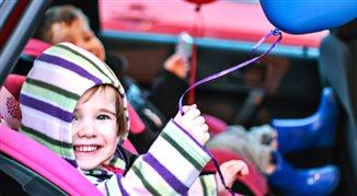 Sejm: przewożenie dzieci w fotelikach będzie zależeć od wzrostu, nie od wieku