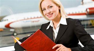 Dzień z życia stewardessy