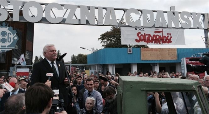 Otwarcie Europejskiego Centrum Solidarności. Nie potrafimy cieszyć się ze zwycięstw