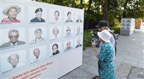 Wystawa zdjęć powstańców warszawskich