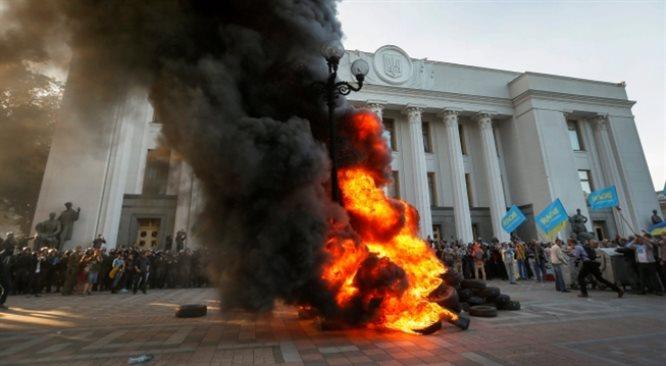 Będzie lustracja na Ukrainie. Parlament przyjął Ustawę o oczyszczeniu władzy