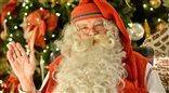 Joulupukki z Rovaniemi - fiński św. Mikołaj