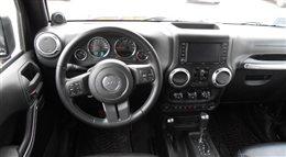 Jeep Wrangler - test samochodu