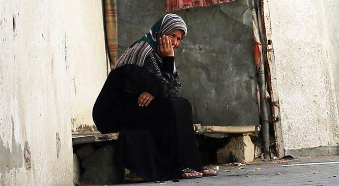Pogarszająca się sytuacja Palestyńczyków