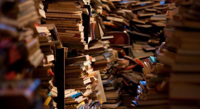 20 lat w poszukiwaniu Liljowej planety. Ze wspomnień kolekcjonera książek