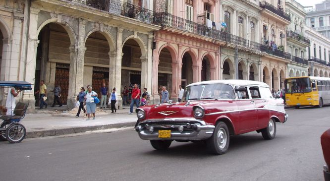 Kuba - kraj wolny od narzekania