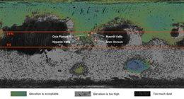 Gdzie wyląduje marsjański łazik ESA?