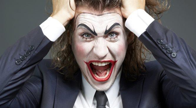 Jon Ronson potwierdza, że psychopaci rządzą światem