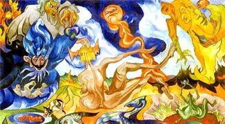 Lęki i demony Witkacego