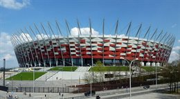 Skarżą się restauratorzy na Stadion Narodowy