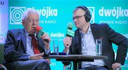 Debata Polskiego Radia z prof. Najderem