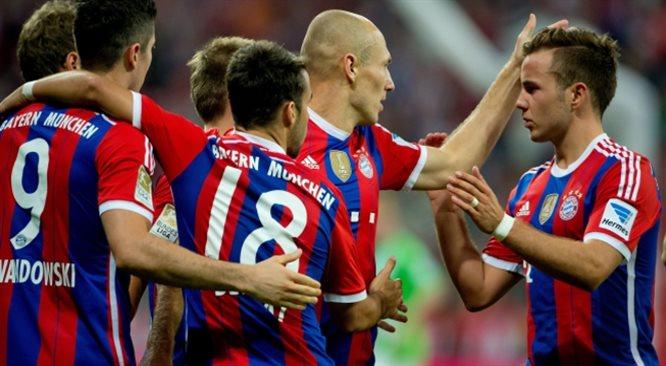 Bundesliga: zwycięstwo Bayernu na otwarcie sezonu, Lewy bez gola