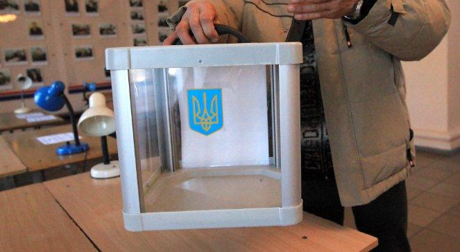 Wybory parlamentarne na Ukrainie - audycja specjalna w Jedynce