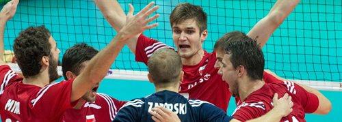 MŚ siatkarzy: Polska - Niemcy 3:1. Biało-czerwoni w finale mundialu [RELACJA]