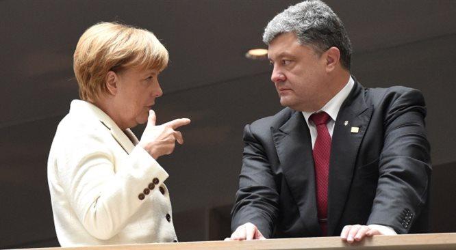 Petro Poroszenko: zbliżamy się do punktu, w którym nie będzie już odwrotu. Wojny na pełną skalę [podsumowanie]